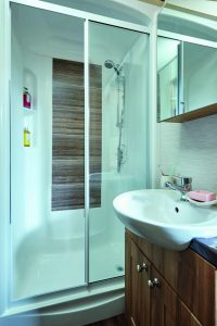 Ambleside shower