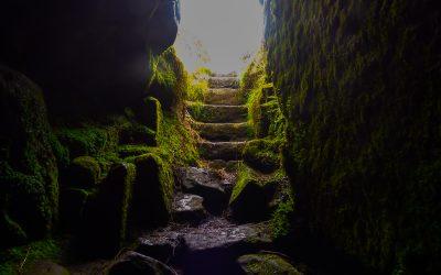 Short Walks: Bewick taking in Cateran Hole