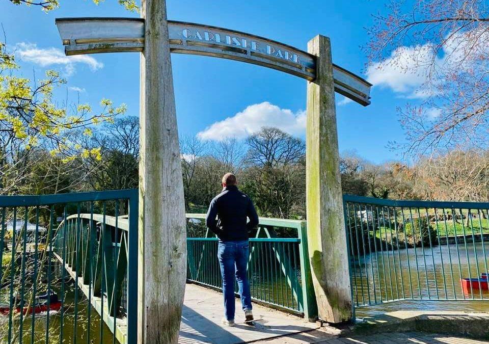 Family Fun: Carlisle Park, Morpeth