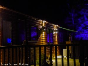 Stag Lodge at Night #4 (1 of 1)