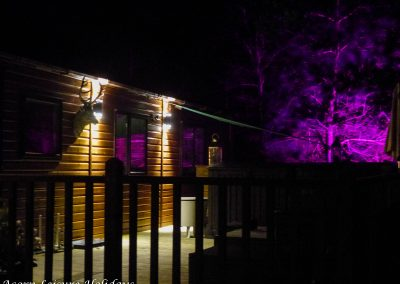 Stag Lodge at Night #5 (1 of 1)