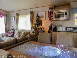 Stag Lodge Christmas