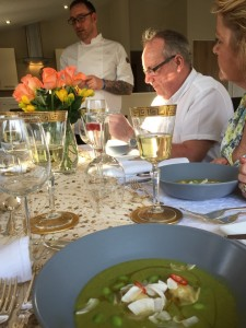 Private Dining Experience with Chef Sean Wilkinson
